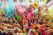 Фестиваль красок ColorFest приедет в Назарово 27 июня