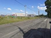 В поселке Горняк приступили к ремонту и сняли верхний слой асфальта