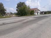 Заплатки вдоль, поперек и по диагонали. Ремонт дорог в городе Назарово вызывает всё большее недоумение