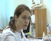 В поликлинике города Назарово к работе приступила новый терапевт