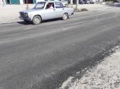 На улице Школьная ликвидировали ловушку