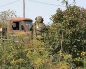 Каменку Ачинского района вновь открыли для жителей. Взрывов больше нет