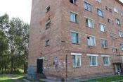 Пожарным пришлось эвакуировать жителей из многоэтажки в городе Назарово
