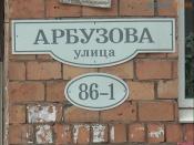 Знаменитый дом с трещиной в городе Назарово отметил 43-ий день рождения