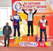 Муниципальные служащие города Назарово готовятся к спортивным состязаниям