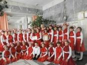 Детский хор города Назарово понравился жюри международного конкурса