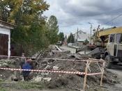 Поселок Горняк города Назарово мог остаться без отопления из-за сварщика