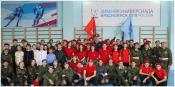 «Тропа героев» в Назаровском районе собрала активных и спортивных ребят