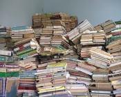 Книги вперемешку: в детской библиотеке города Назарово начался капремонт