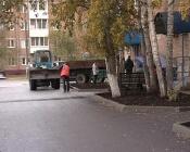 Настоящая борьба за ремонт дворов развернулась в городе Назарово