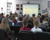 В городе открылась космическая выставка. Её привёз житель столицы страны