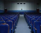 В культучреждении «Энергетик» обновил кровлю над концертным залом