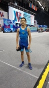 Назаровец, получивший мастер-класс от мастеров спорта, стал призером