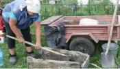 Семья из Назаровского района не осталась равнодушна к памяти ветерана