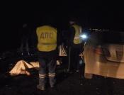 В Назаровском районе в аварии погибло два человека. Ещё двое получили травмы