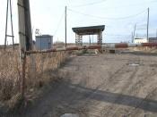 В городе Назарово и Назаровском районе множатся несанкционированные свалки