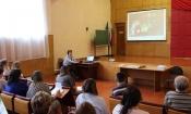 Руководитель назаровской Госавтоинспекции встретился с педагогическим сообществом