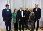 Почетного гражданина Назарова и заслуженного шахтёра поздравили с 95-летием