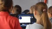 Назаровские помощники госавтоинспекции учатся создавать мультфильмы