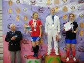 Назаровские спортсмены завоевали победы в разных видах спорта