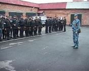 Работать в полиции города Назарово остается только треть стажёров
