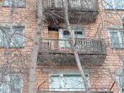 Пожарные города Назарово дважды выезжали на один и тот же адрес