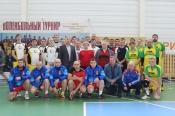 Назаровские горняки одержали победу в волейбольном турнире