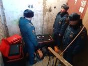 Выстоит ли треснувший дом в городе Назарово надеются определить с помощью «Стрелы»
