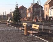 Обустройство снежных городков в новых скверах города Назарово под вопросом