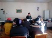 Для семей осужденных города Назарово провели консультативный приём