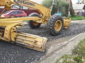 В городе Назарово обсудили финансирование ремонта дорог в следующем году