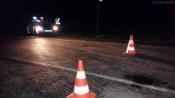 В городе Назарово неопытный водитель сбил «незаметного» пешехода