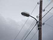 Скоро на улицах появятся новые современные светодиодные лампы