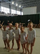 Воспитанницы возрождённой художественной гимнастики стали призёрами