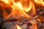 Пожилой назаровец не бросил свою больную супругу в горящем доме
