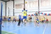 Назаровских мужчин приглашают на новогодний турнир по волейболу