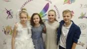 Назаровский «творческий десант» вернулся с победами с гастролей