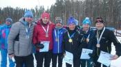 Назаровские ветераны спорта вошли в десятку сильнейших