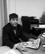 Ушёл из жизни известный назаровский журналист Насников Владимир
