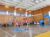 Назаровцы обыграли аграриев в волейболе