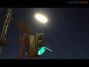 Уличное освещение в городе Назарово вновь обслуживает «опальная» компания