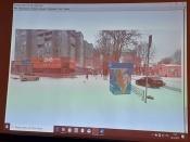 Ларек в самом центре города смутил архитектурный Совет