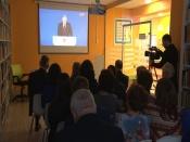 Назаровцы вместе посмотрели, а после обсудили Послание Президента РФ