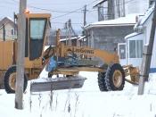Чиновники пояснили, кто должен чистить снег в частном секторе