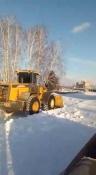 Частный сектор в городе Назарово теперь чистят по-новому