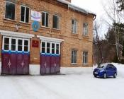 В городе Назарово одну семью переселят из пожарной части в новую квартиру