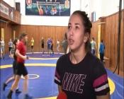 Спортсменка из города Назарово стала призёром международного турнира по борьбе