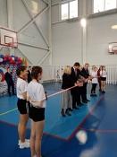 В единственной школе имени Героя Советского союза открыли новый спортзал