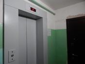 Жителям города Назарово разрешили пользоваться непроверенными лифтами