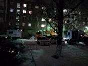 Впервые в этом году жители города Назарово остались без отопления